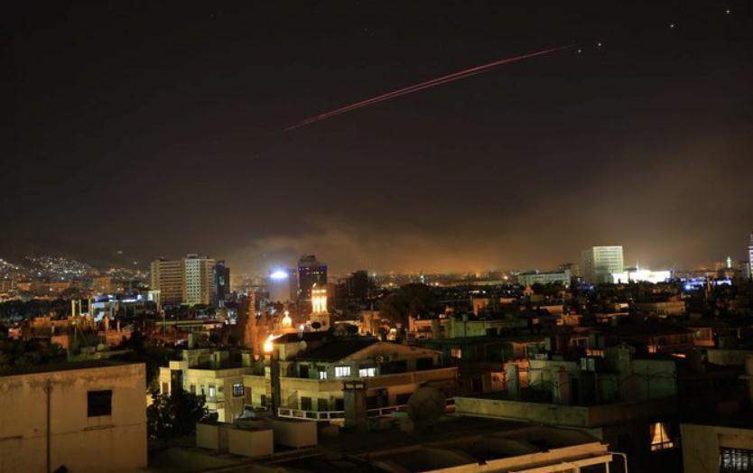 中国驻叙利亚大使馆:馆舍完好 无中国公民伤亡报告