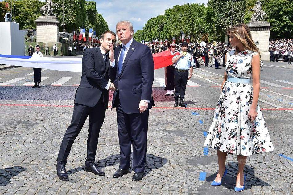 反对党批马克龙跟随美空袭叙利亚:法国再丧失展现独立机会!