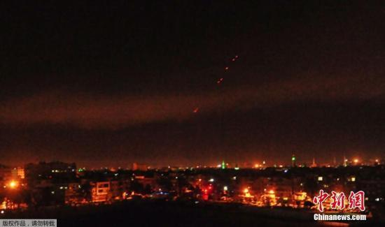 叙议员:西方对叙研究中心发起打击 而非军事目标