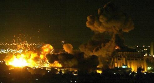 美英法军事打击叙利亚 世界各国表态不一