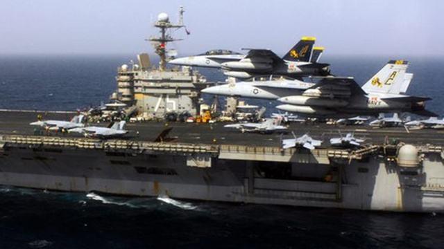 俄海军能否击沉美航母?专家直言实力完全不够