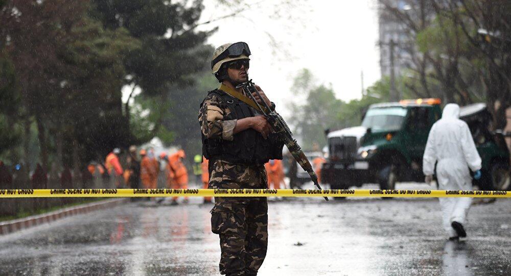 """""""塔利班""""袭击阿富汗一处检查站 致4人死亡、5人受伤"""