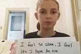 美10岁女孩视频讲述遭校园霸凌