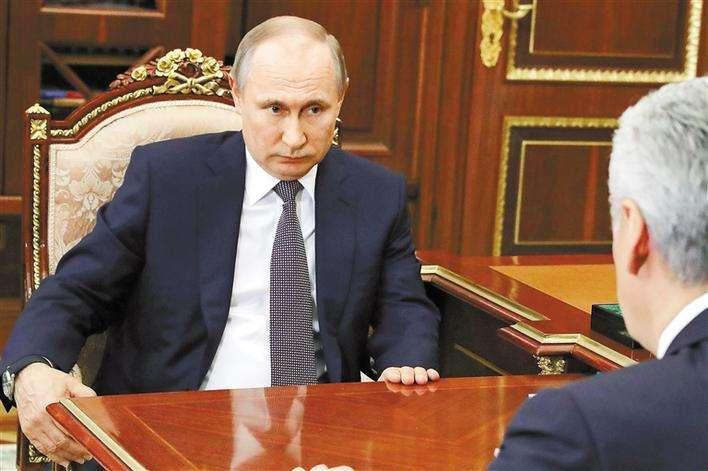 普京再发声!西方国家如再攻叙 国际关系必将陷入混乱!