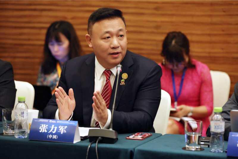 中阿卫视张力军:构建命运共同体,媒体要讲好中国故事