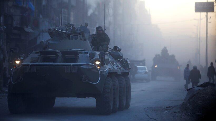 """在空袭叙利亚之后,法国又开打""""外交牌"""""""