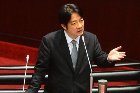 """""""内乱罪""""!赖清德再被提告,因其""""台独""""言论让台湾面临战争风险"""