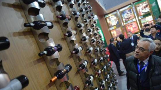 西媒:西班牙向中国出口红酒1.72亿欧元!