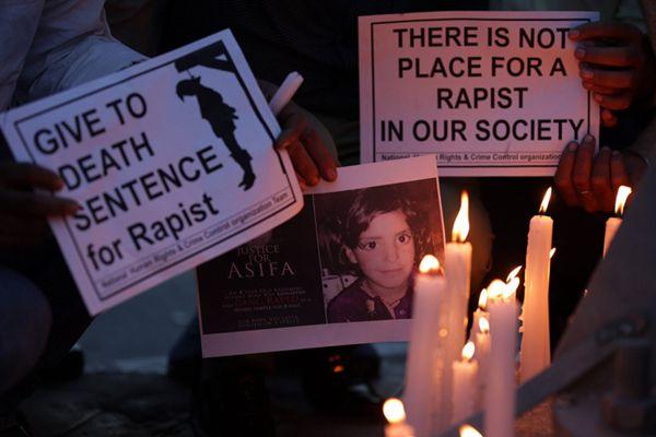 印度恶性强奸案频发 多地持续爆发抗议活动