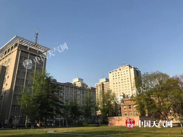 北京气温持续回升 本周冲击28℃