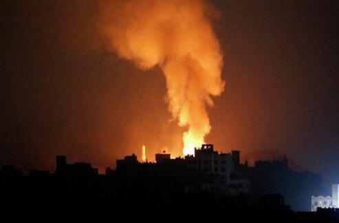 视频   叙利亚再遭多枚导弹攻击,美国否认、以色列态度模糊