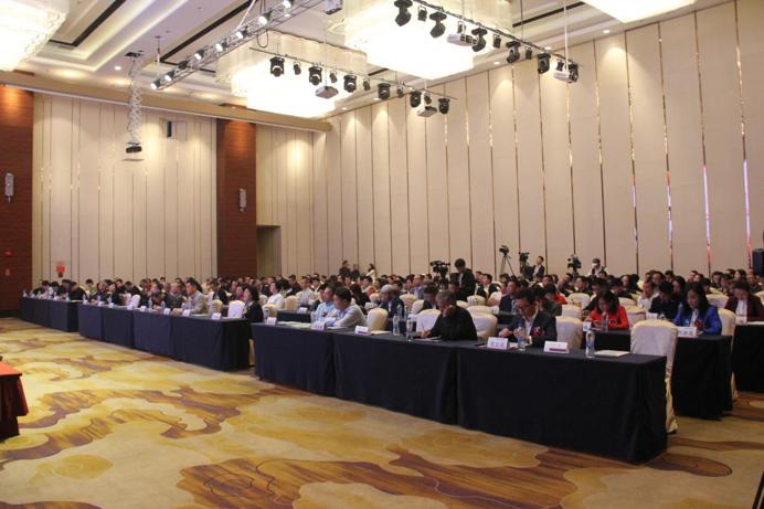 中社社会工作发展基金会益民基金揭牌 暨公益项目发布会在深圳举行