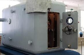 疑似宇航员加加林曾用过的气压舱在莫斯科被盗 警方已展开调查