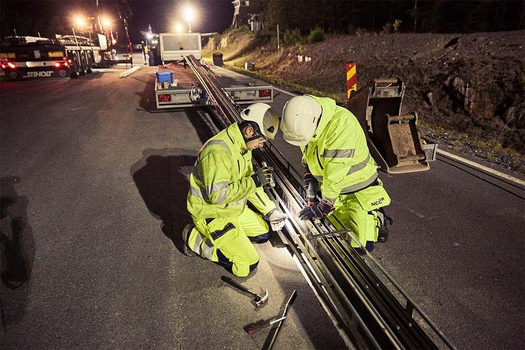 瑞典测试全球第一条充电公路 可边开车边充电