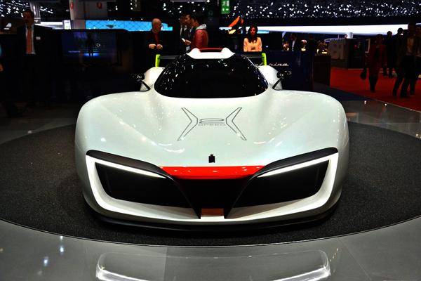 宾尼法利纳首款车2020年问世 定位电动超跑