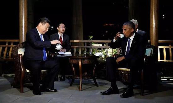 万丈红尘三杯酒,千秋大业一壶茶!谈大事者,喝茶。