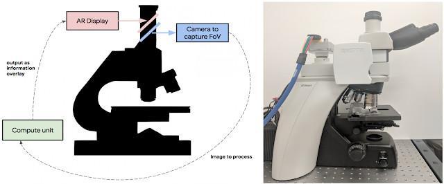 Google重磅医疗AI成果:AR显微镜实时分析病理切片