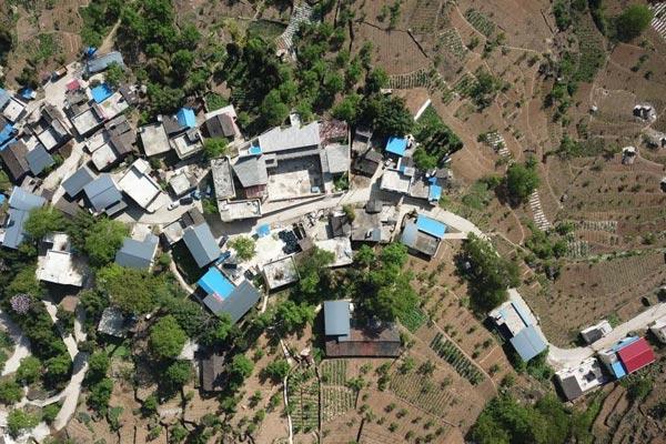 探访4.20芦山地震灾后重建项目