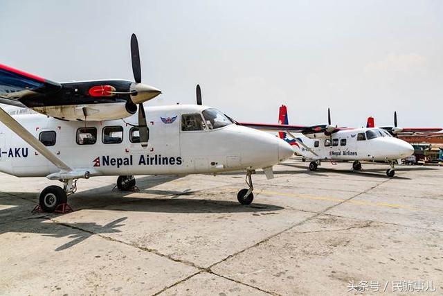 中国航空工业再向尼泊尔交付2架哈飞运12E飞机