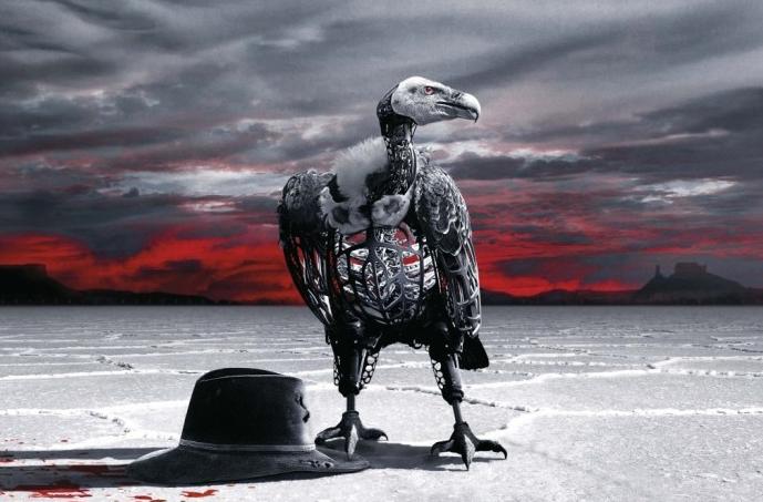《西部世界》第二季海报公布 腾讯视频独家播放
