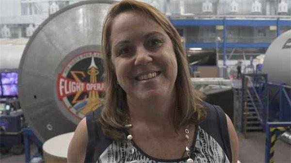 NASA航天员训练官:女性登陆火星只是时间问题