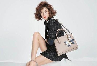 金南珠微卷发型 可爱有型魅力爆棚