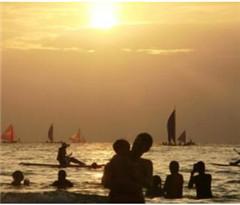 菲派遣防暴警察协助封闭长滩岛 欲阻安全隐患
