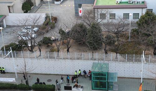 日媒:韩市民团体拟在日本驻韩釜山领事馆前设强征劳工像