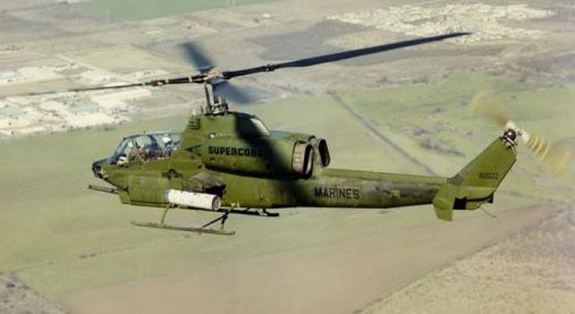 再次发生迫降事故 驻日美军直升机紧急降落熊本机场