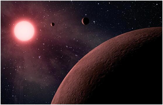 与木星相似!多国天文学家发现一颗太阳系外行星