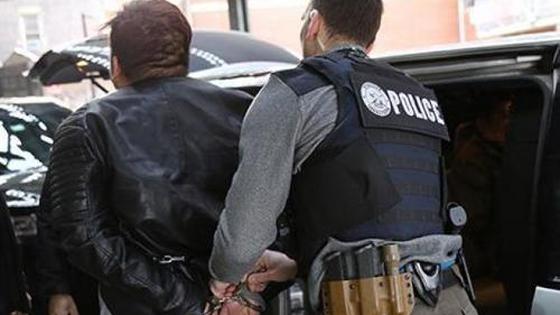 美媒:美移民局逮捕225名无证移民 包括中国人