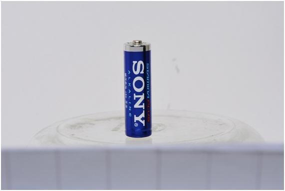 告别15年 索尼碱性电池重返中国市场