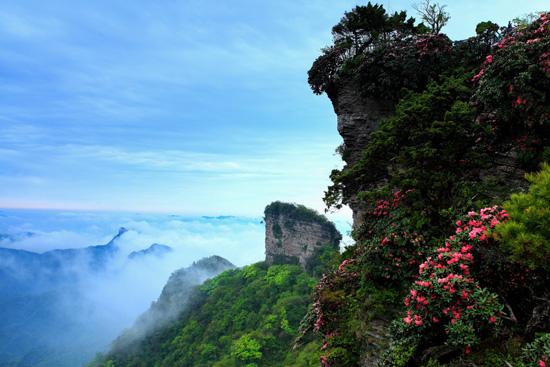 四川光雾山-诺水河、湖北黄冈大别山被列入联合国教科文组织世界地质公园网络名录