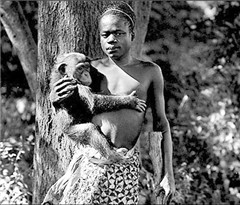 欧美数百年黑历史:人类动物园
