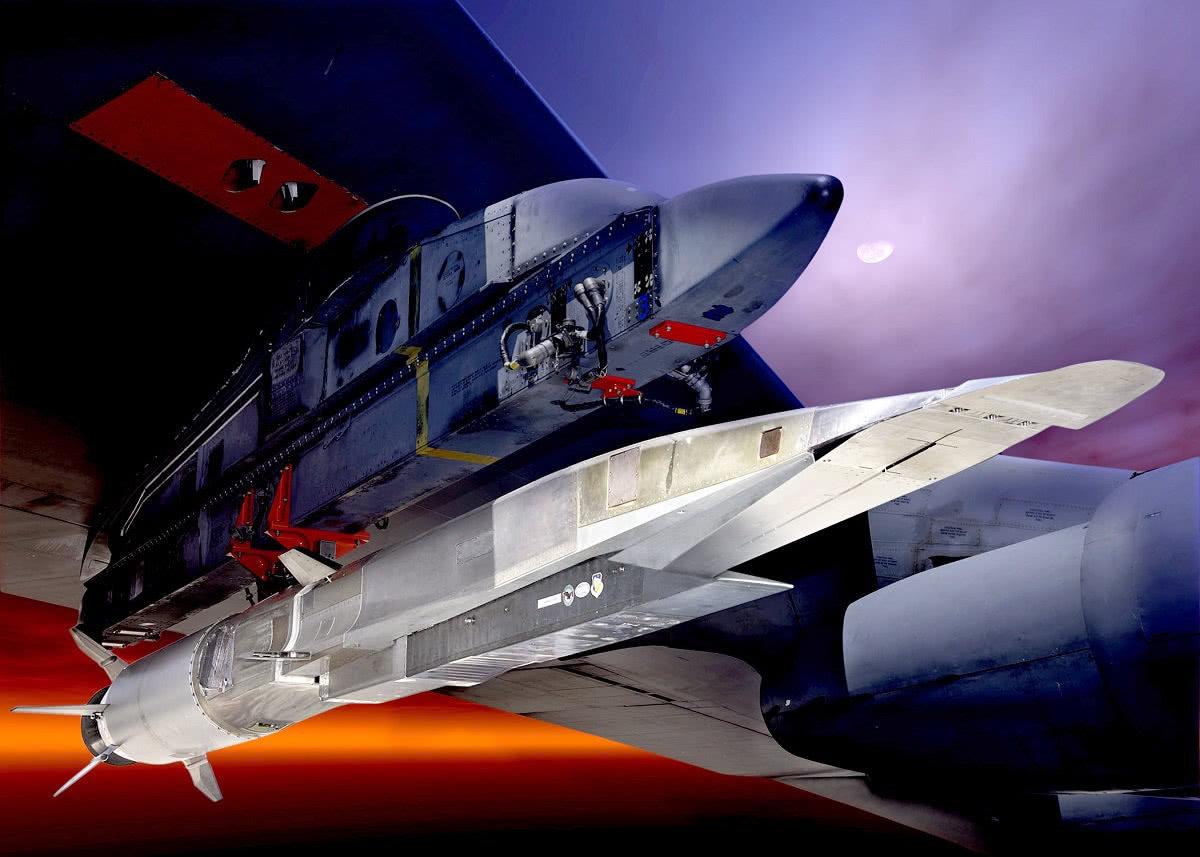 美国高超音速导弹最新动作!空军已选定承包方 投10亿美元