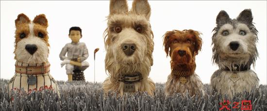 《犬之岛》全国12城点映成绩喜人  观众疯狂点赞