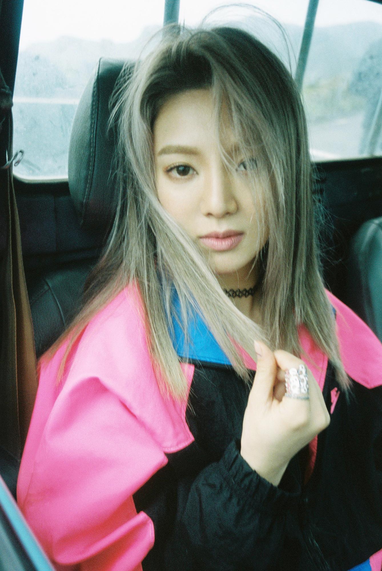 孝渊全新变身获成功!DJ HYO首支数码单曲登1位