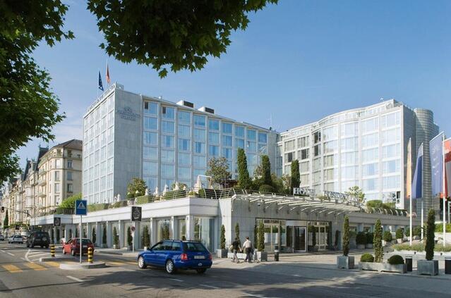 日内瓦酒店每晚平均住宿消费为约合人民币1886.58元 入住成本在欧洲最高