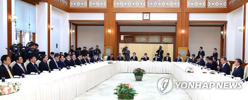 文在寅:朝鲜表明完全无核化意志 半岛应走向和平