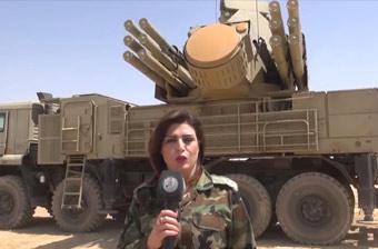 叙政府军防空武器大公开 靠它们拦下英美法导弹