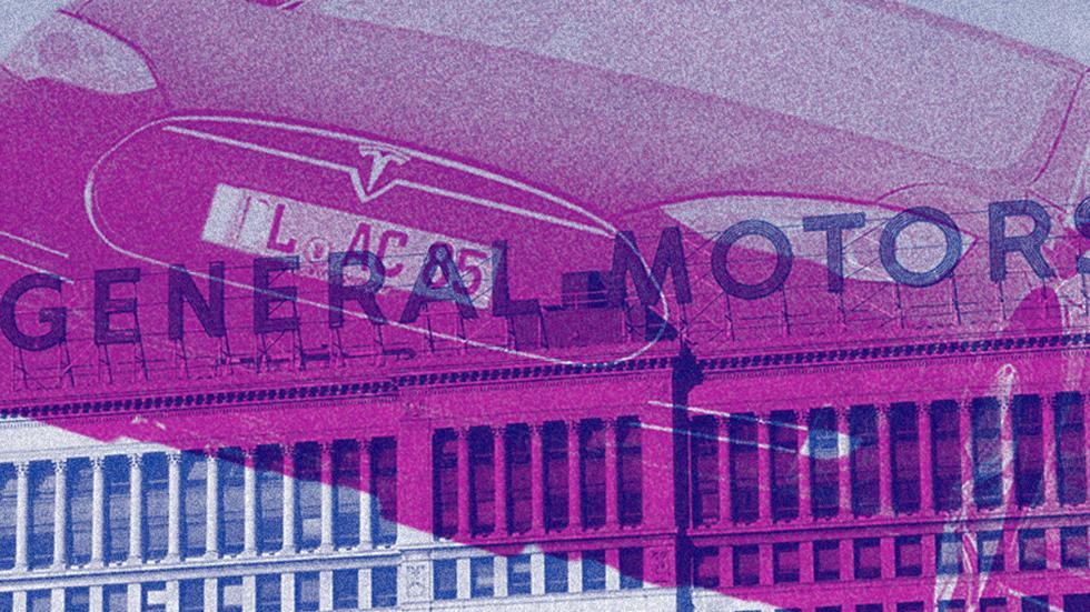 从通用汽车历史看特斯拉未来 马斯克会令其伟大吗