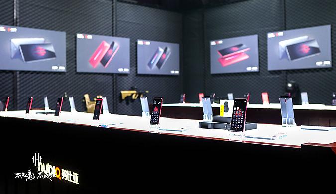 努比亚红魔游戏手机发布会现场实录