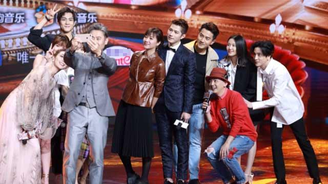 吴秀波惊喜加盟《跨界歌王》