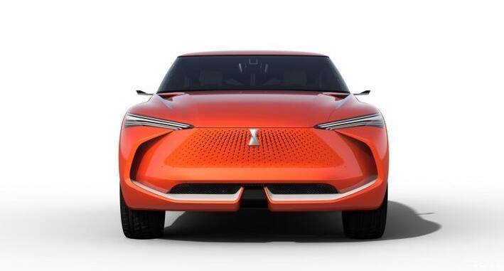 【2018北京车展】WEY-X概念车 从未来穿越而来