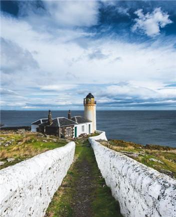 美到窒息的自然之城 英国苏格兰风光