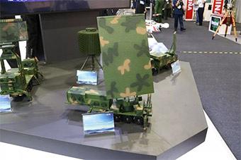 我国一款现役最先进警戒雷达现身国际防务展
