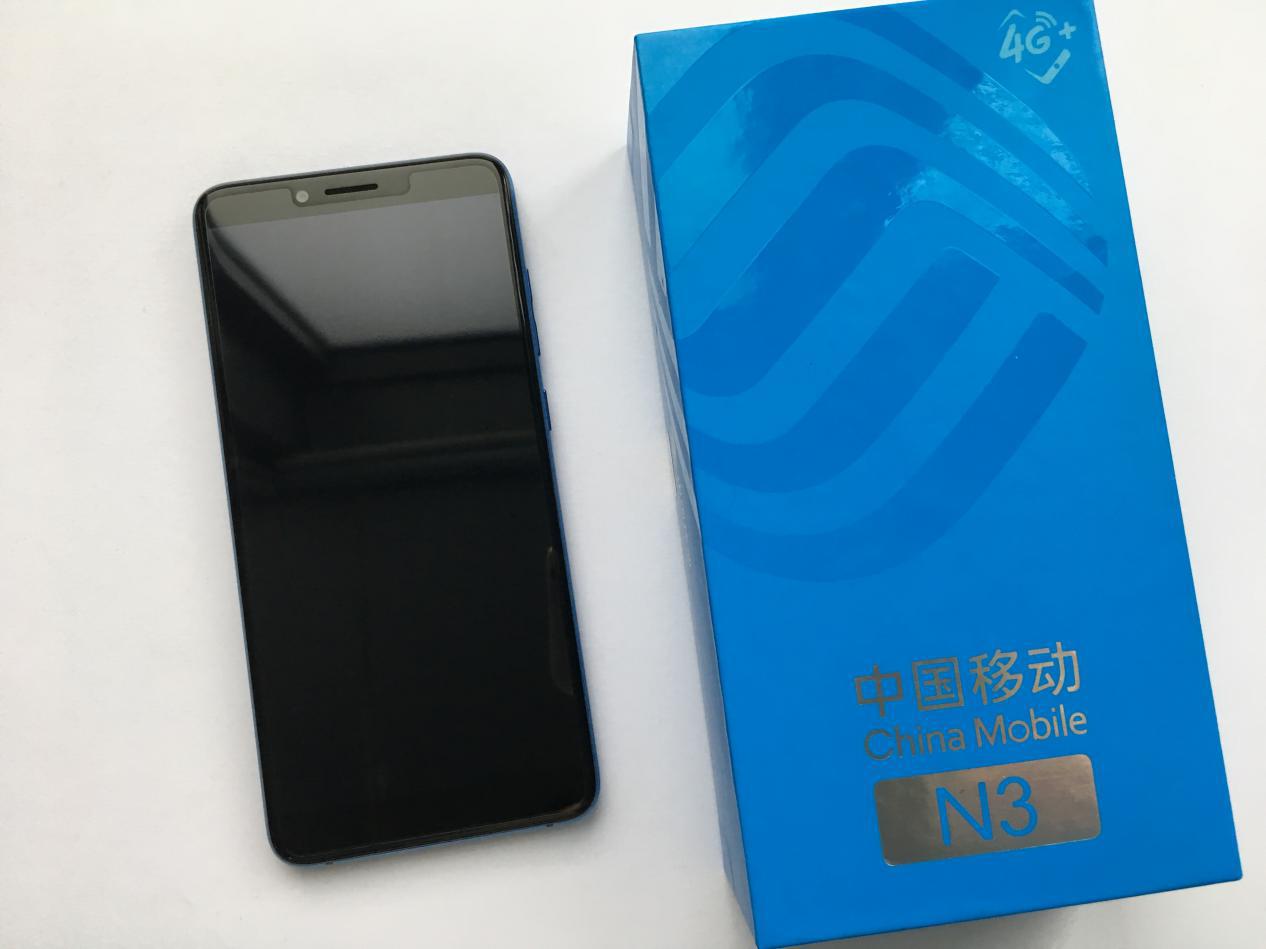 硬件软件双加成 千元级高颜值中国移动N3手机评测