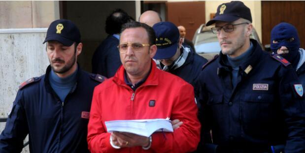 意大利警展开元年行动 逮捕黑手党首脑助手