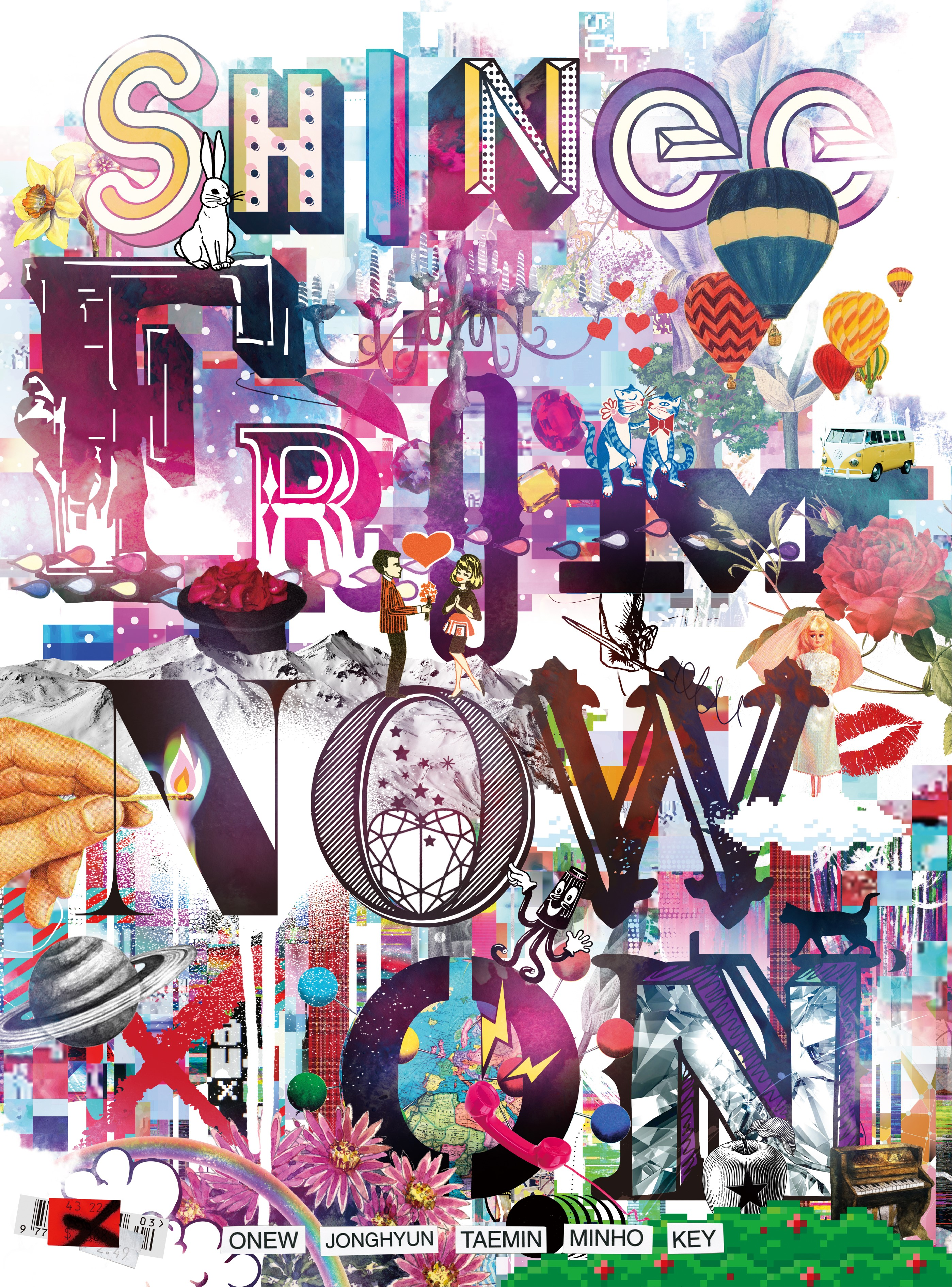 SHINee日本首张精选集连续两天登上Oricon日榜1位