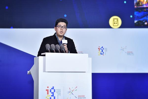 360游戏中国区总裁吴健:以大安全为基石  为游戏行业赋能